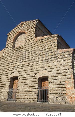 Famous Sagrestia Vecchia In Florence