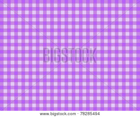 Tablecloth Pattern Pink and Purple