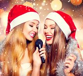 foto of christmas song  - Christmas party - JPG