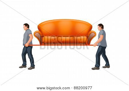 sofa carrying