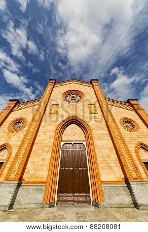 Villa Cortese Italy   Church  Varese  The Old