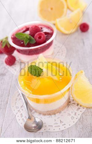 cheesecake or tiramisu