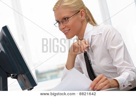 Busy Secretary