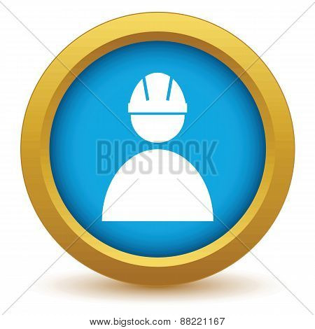 Gold working icon