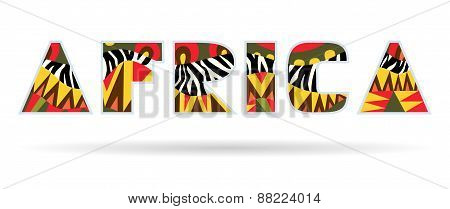 Africa Ornate Title