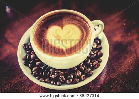 Coffee Mocha Coffee Time To Eat.