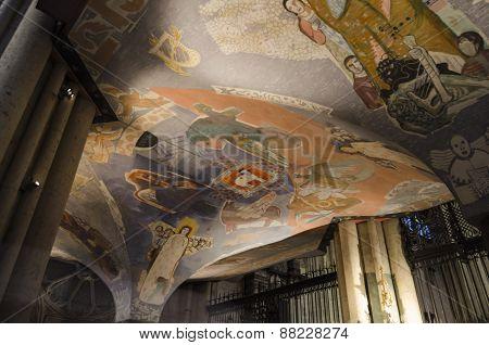 Koln dome interior
