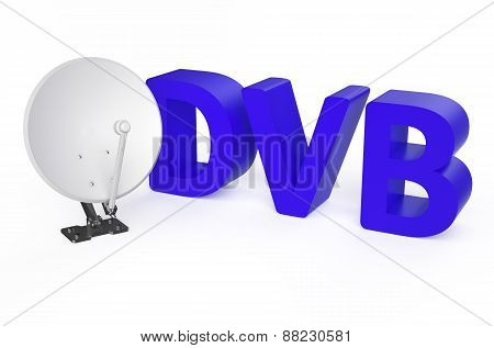 Digital Video Broadcasting (dvb) Service Concept