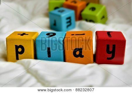 Kids Blocks Play Horizont