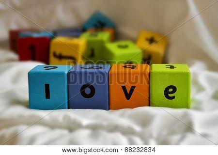 Kids Blocks Love