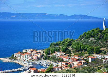 Podgora  Azure View
