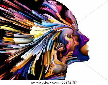 Mind Painting Backdrop
