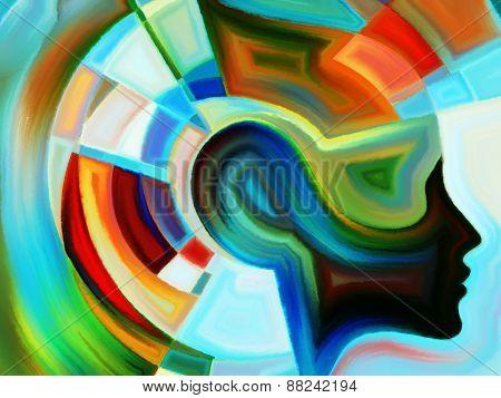 Acceleration Of Inner Geometry