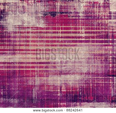 Old antique texture - perfect background with space for your text or image. With different color patterns: gray; purple (violet); pink