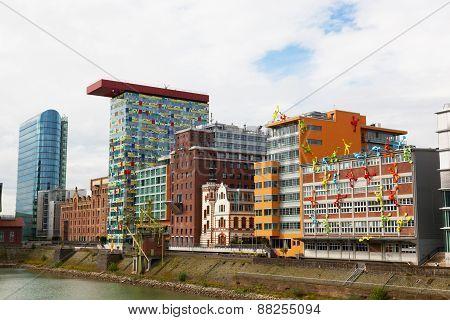 Modern Architecture, Dusseldorf