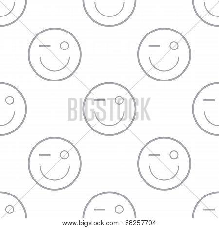 Smiling pattern