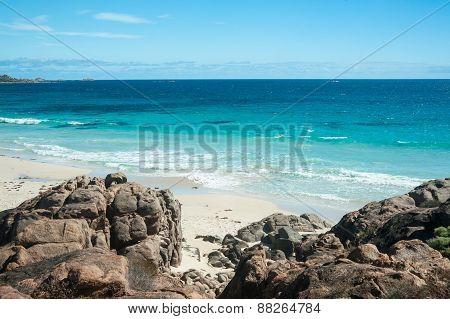 Over Torpedo Rocks