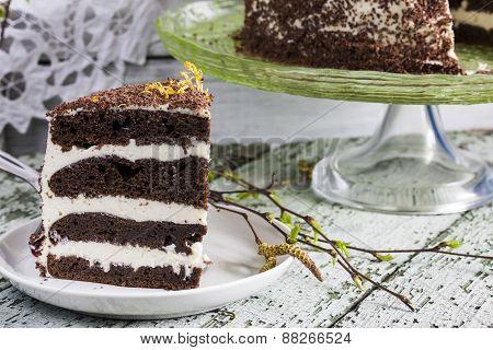Bird-cherry Cake Flour