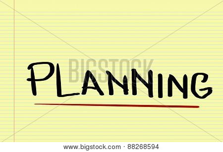 Planning Concept