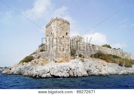 St. Peter Castle In Bodrum