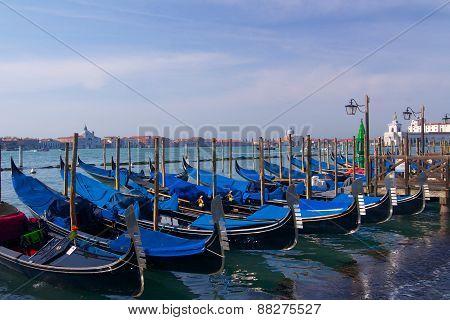 Venice Gondola Ship