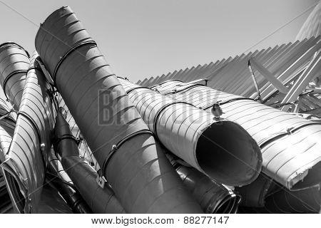 Scrap Aluminium Tubing