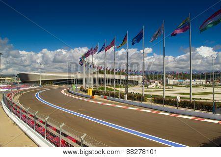 Sochi Auto Stadium