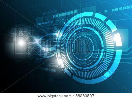 Digital Technology Concept Design