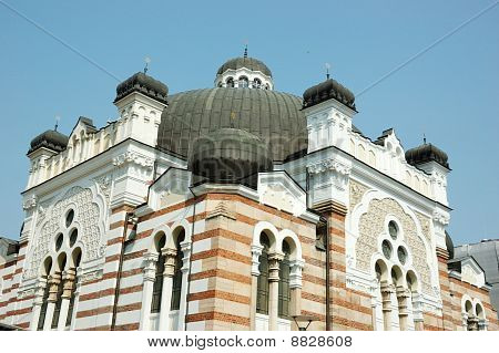 The Sofia Synagogue - Largest Synagogue In Southeastern Europe , Bulgaria, Balkans