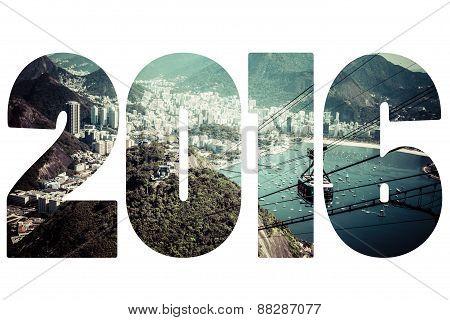 Word 2016 Rio De Janeiro, Brazil