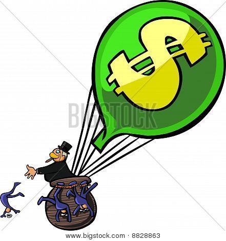 Banker airballoon