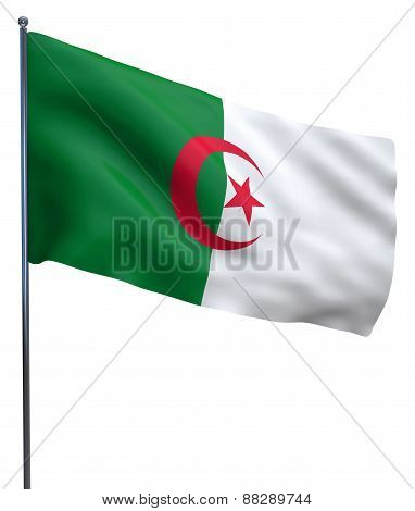 Algeria Flag Image