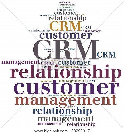 Crm. Customer Relationship Management.