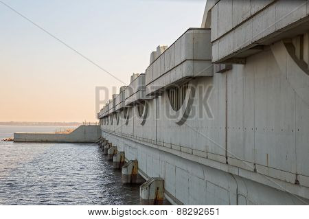 Saint Petersburg Flood Prevention Facility Complex