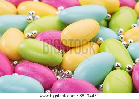 colored sweets