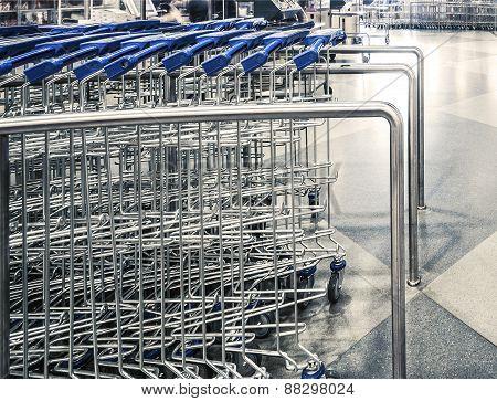 Shopping-carts