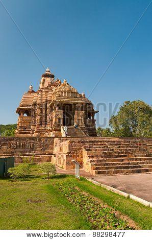 Devi Jagadambi Temple In  Khajuraho
