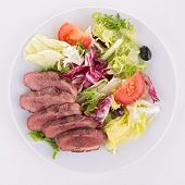 pic of duck breast  - duck breast - JPG