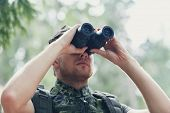 image of hunter  - hunting - JPG