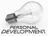 picture of lightbulb  - Personal Development  - JPG