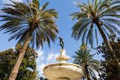 image of royal palace  - Spain Andalusia Region - JPG