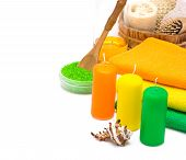 pic of bathing  - Bright bathing accessories for excellent summer mood - JPG