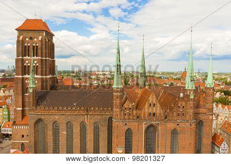 St. Mary's Church, Gdansk