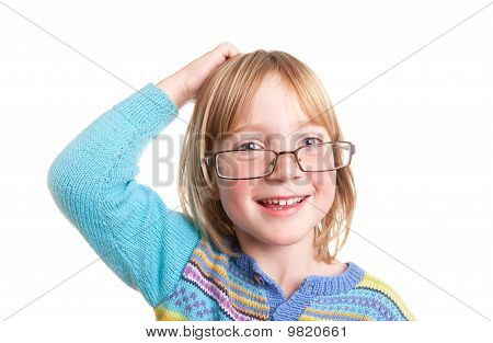 Thinking Child Glasses