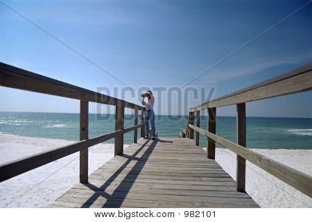 Passarela de Pensacola Beach