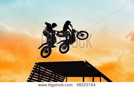 Acrobatic Jump