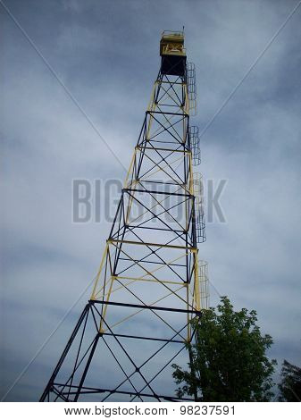 Utility Tower