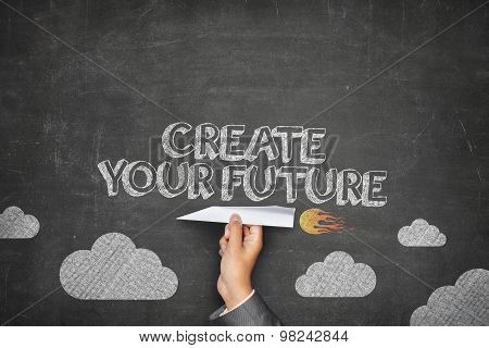 Create your future concept