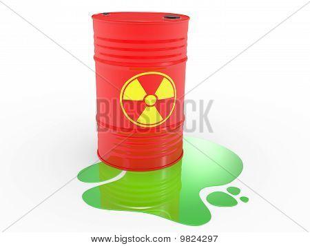 Barris radioativos