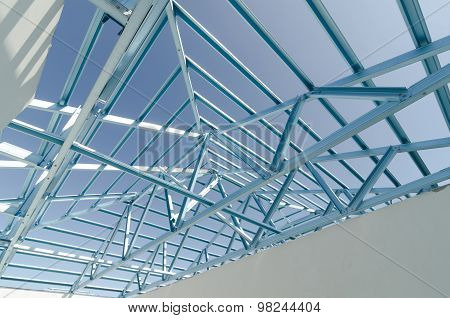 Structure Of Steel Roof-05